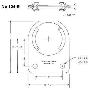 104E-Dimensions